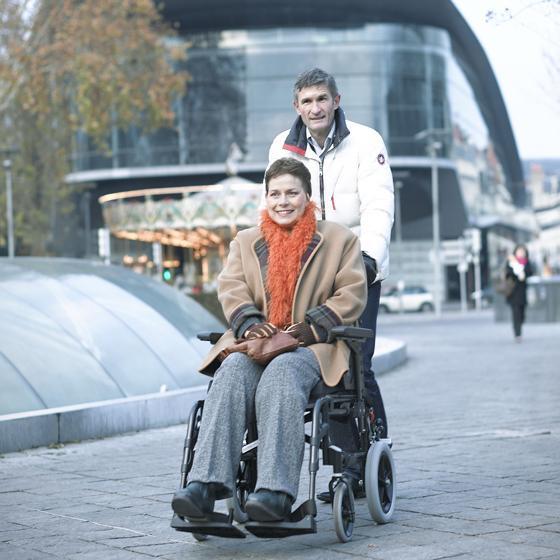 Action 2 Transit Wheelchair