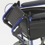 Alu Lite Folding Backrest