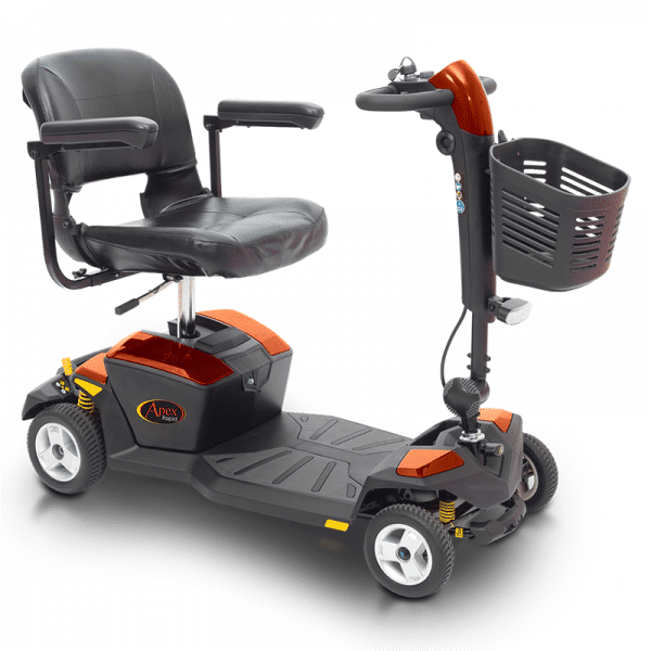 Apex Rapid Mobility Scooter