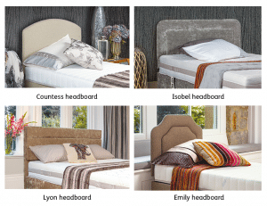 Dorchester Headboard Options