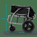 Ergo 115 Transit Wheelchair