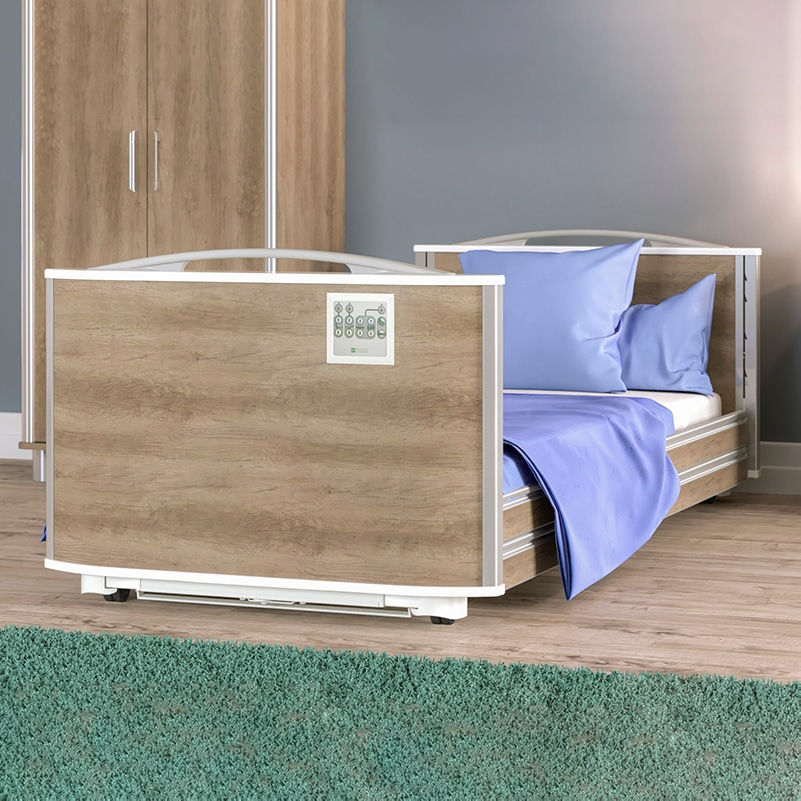 floore-comfort-nursing-bed