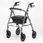 Four Wheeled Rollator - Quartz