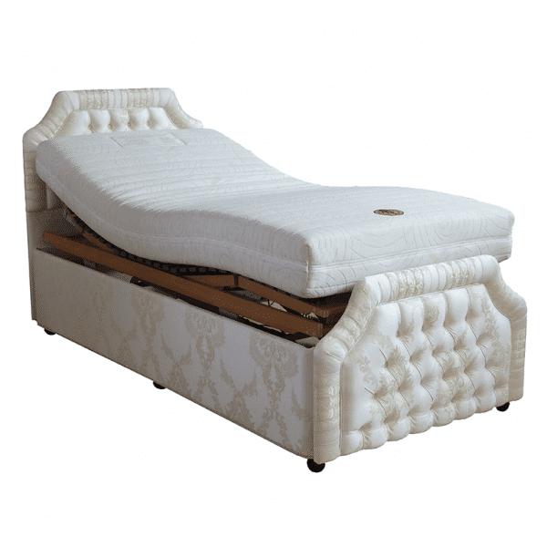 Orwood Adjustable Divan Bed