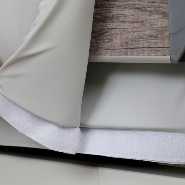 Solace Full Siderail Bed Bumpers - Velcro