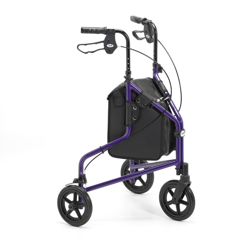 Three Wheel Walker - Purple