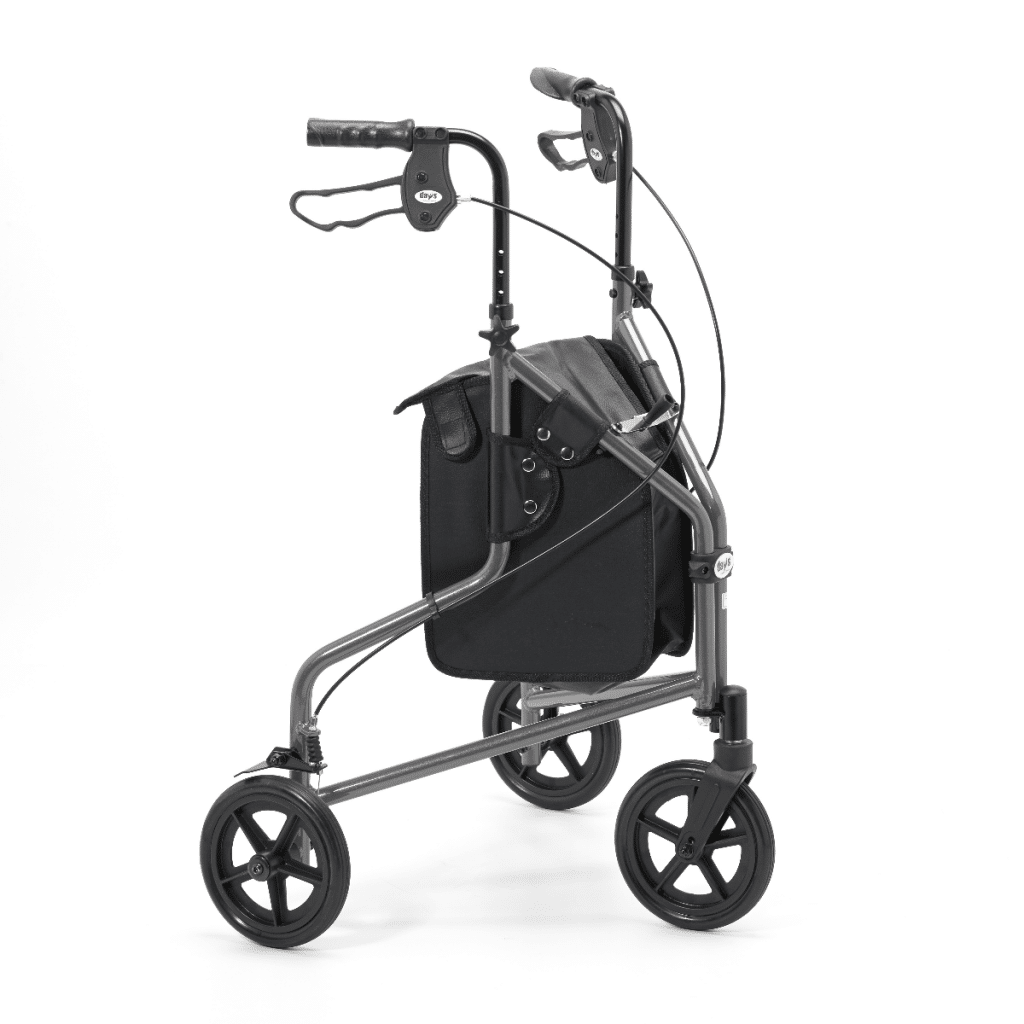 Three Wheel Walker - Quartz
