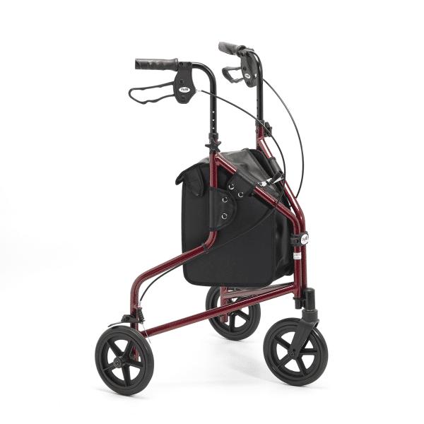 Three Wheel Walker - Red