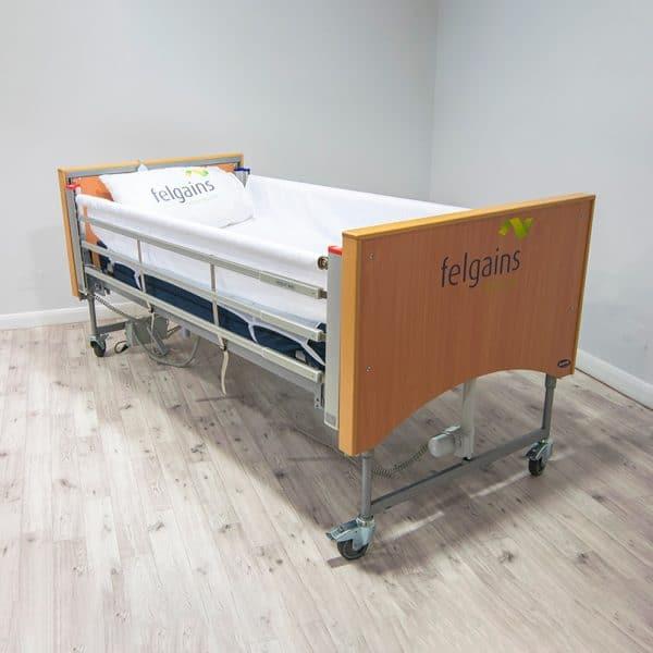 VENDLET Basic full bed