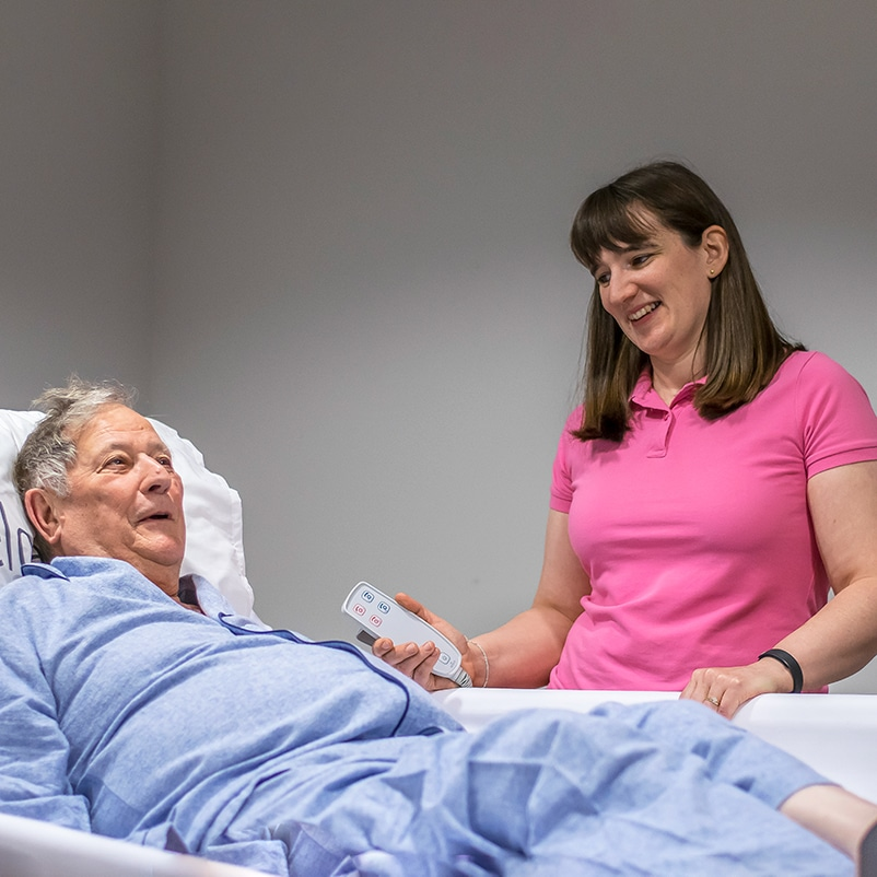 VENDLET Basic carer and patient