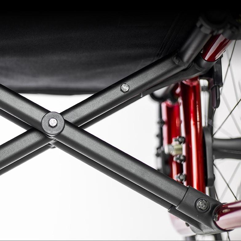 Ki Mobility Catalyst 5 frame