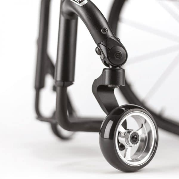 Ki Mobility Rogue front wheel