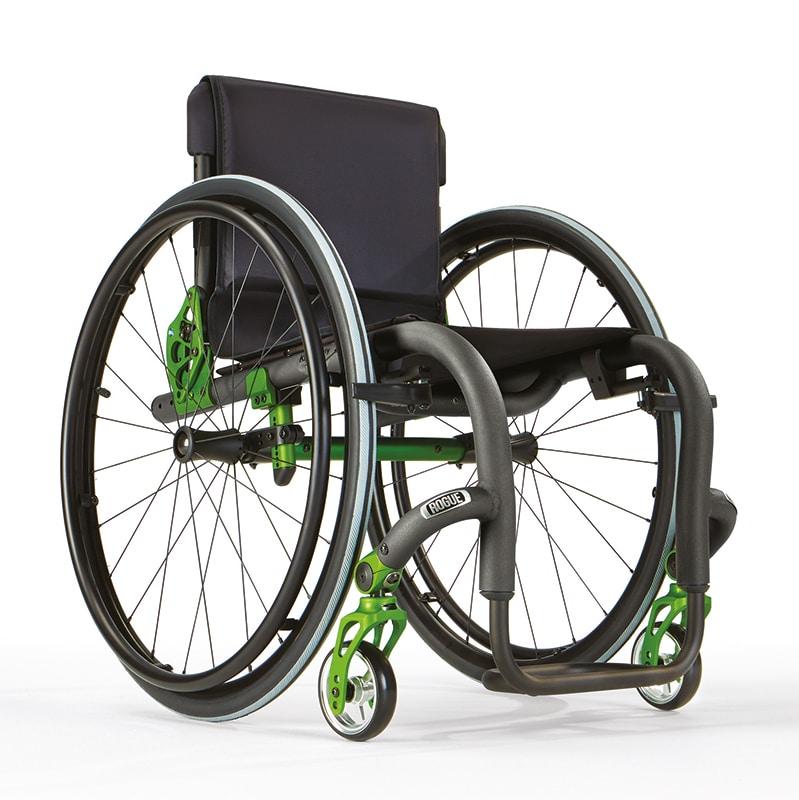 Ki Mobility Rogue grey & green