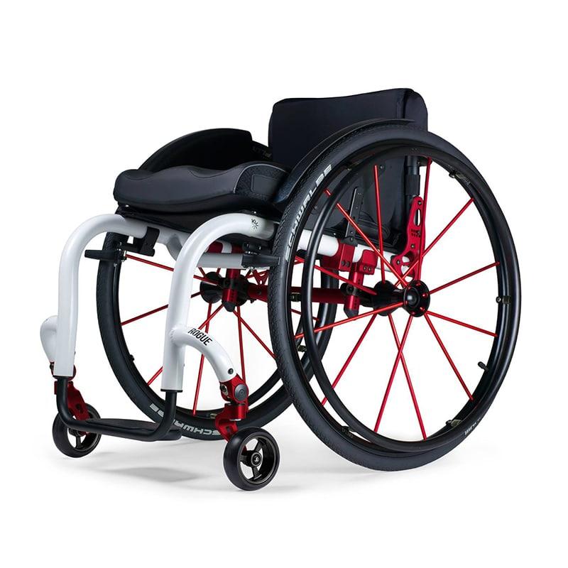 Ki Mobility Rogue white & red