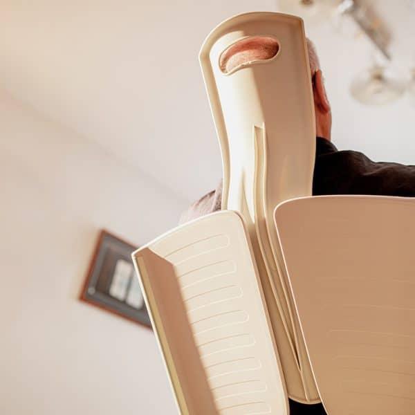 Raizer Headrest position