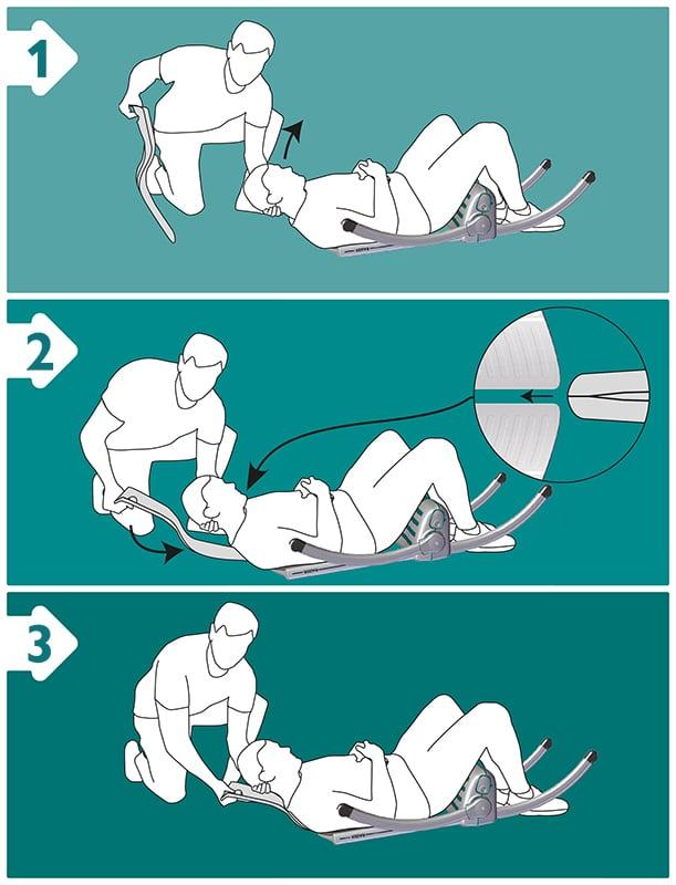 Raizer Headrest quick guide