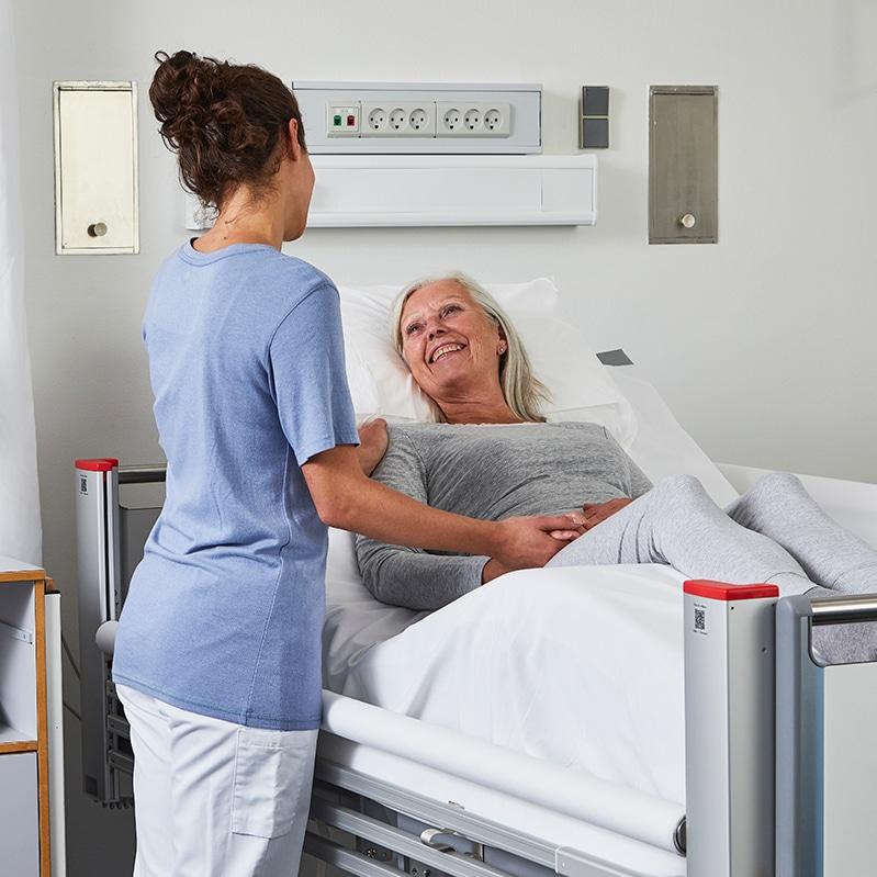 VENDLET Standard caregiver interaction