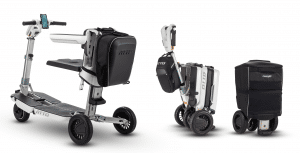 ATTO Mobility Scooter Options