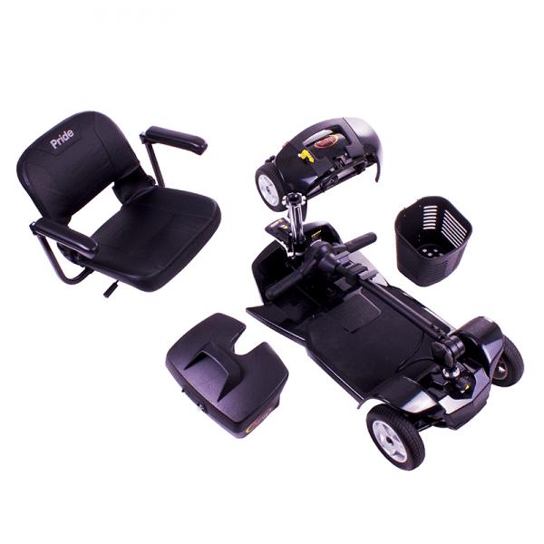 Apex Alumalite Mobility Scooter