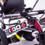 IGo+ Powerchair Suspension