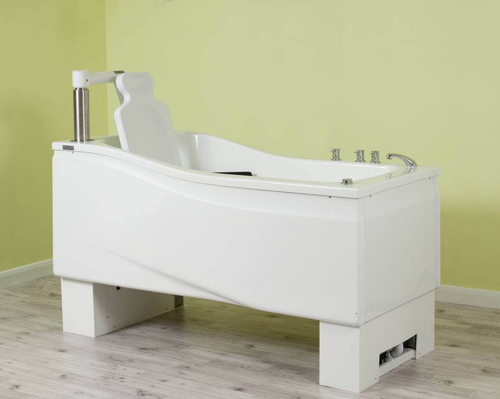 Compact Plus – Height Adjust Care Bath & Transfer Seat – Felgains