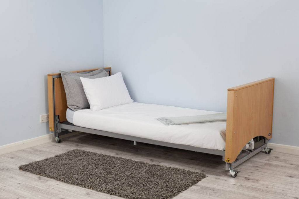 Medley Low MAIN And Only Ergo Select Care Bed