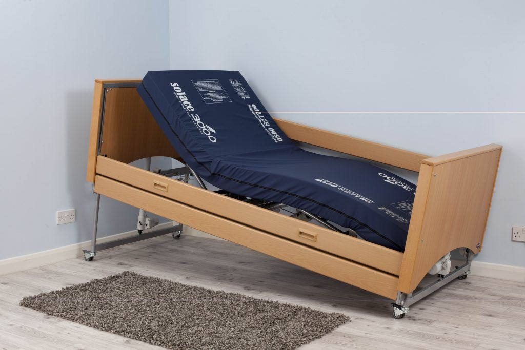 Medley 02 Low MAIN And Only Ergo Select Care Bed