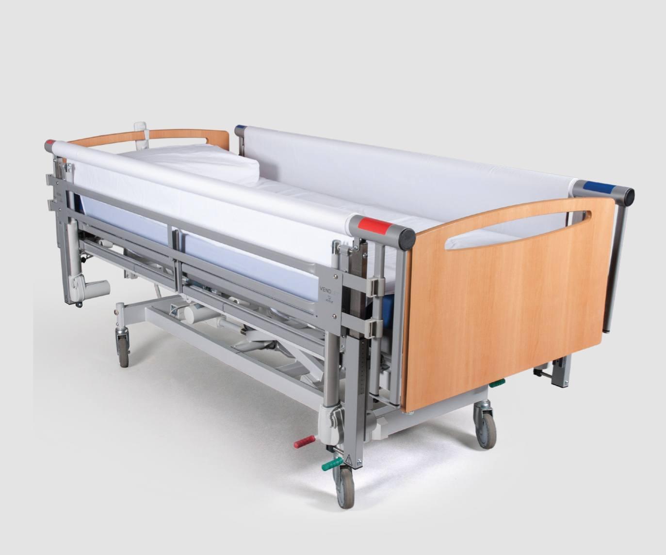 Vendlet V5s Patient Turning System Felgains