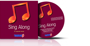 Sing Along Songbook and CD