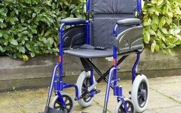 Alu-Lite Transit Wheelchair