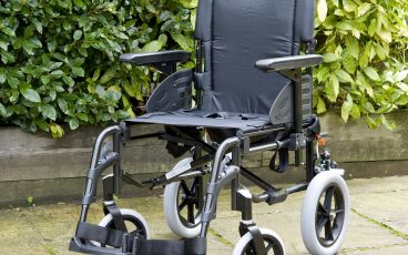 Action2 NG Wheelchair in Transit style