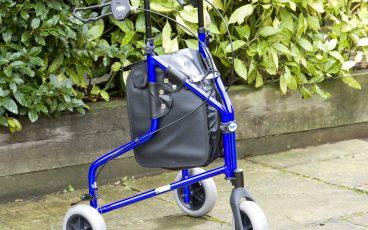 Tri-Wheeled Walker