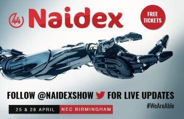 Follow @NaidexShow