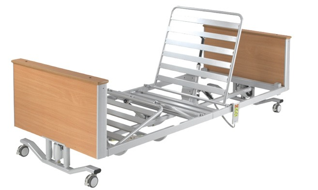 Huntleigh Minuet Profiling Nursing Care Bed